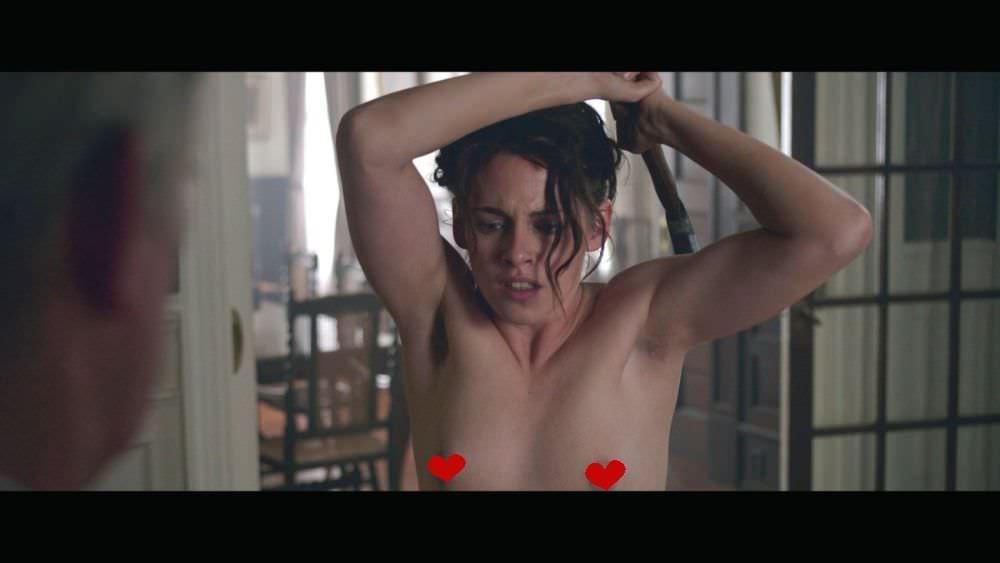 Кристен Стюарт фото со съемок фильма