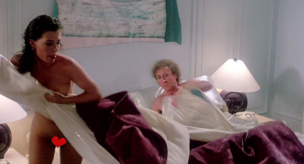 Келли Леброк фото в кровати