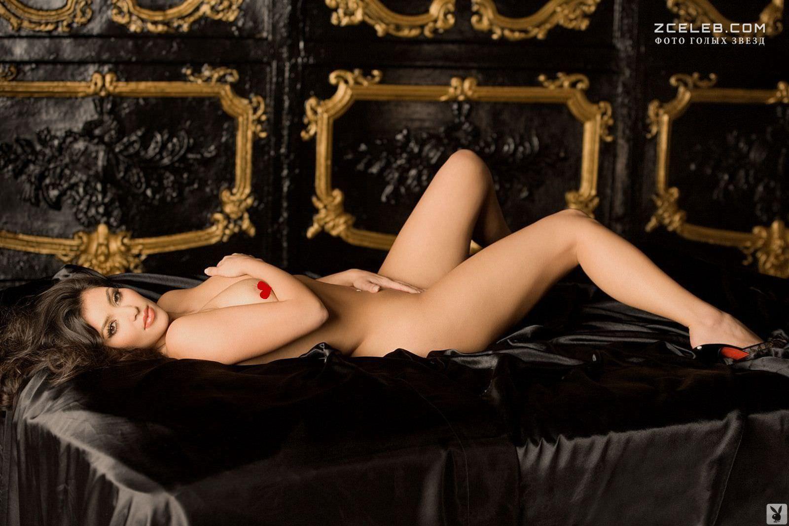 Ким Кардашян фото для Playboy