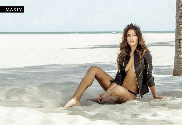 Анна Кастерова фото в воде