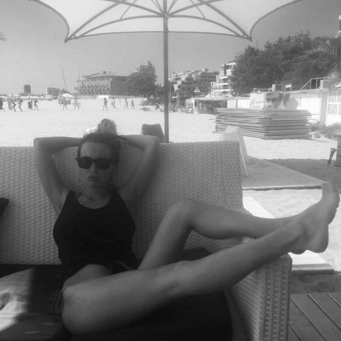 Анна Шепелева фотография в инстаграм