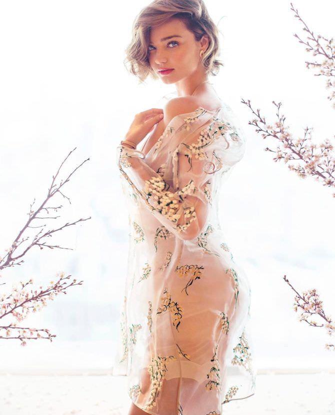 Миранда Керр красивое фото из инстаграм
