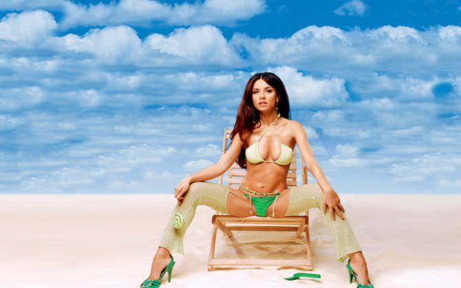 Анна Плетнёва фотография в журнале 2008
