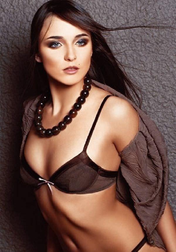 Анна Снаткина фото в белье