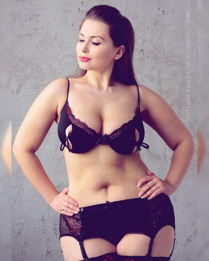 Светлана Каширова фотография в красивом белье
