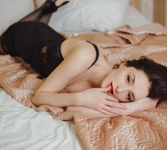 Юлия Майборода красивое фото в инстаграм
