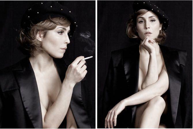 Нуми Рапас фотографии в пиджаке с сигаретой