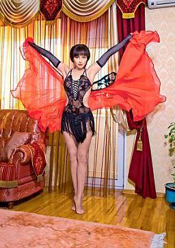 Анна Снаткина фото сценическом костюме