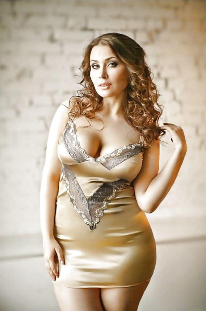 Светлана Каширова фото в ночной сорочке