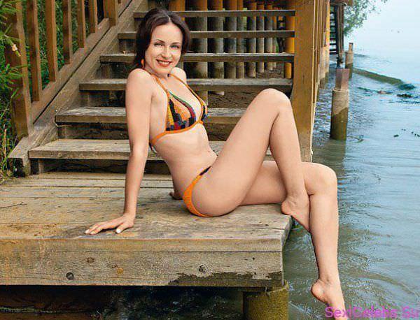 Анна Снаткина фото в купальнике