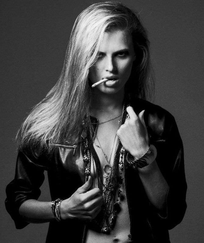 Нелла Стрекаловская агрессивная фотосессия в инстаграм