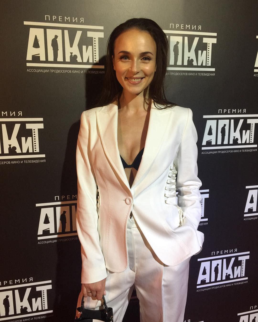 Анна Снаткина фото в костюме