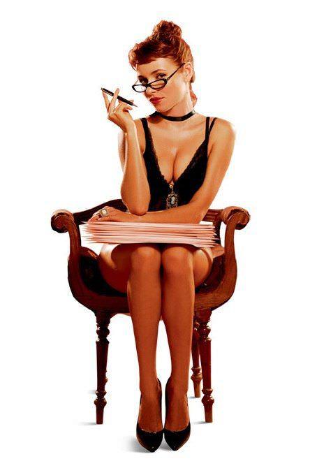 Ирена Понарошку фото на стуле