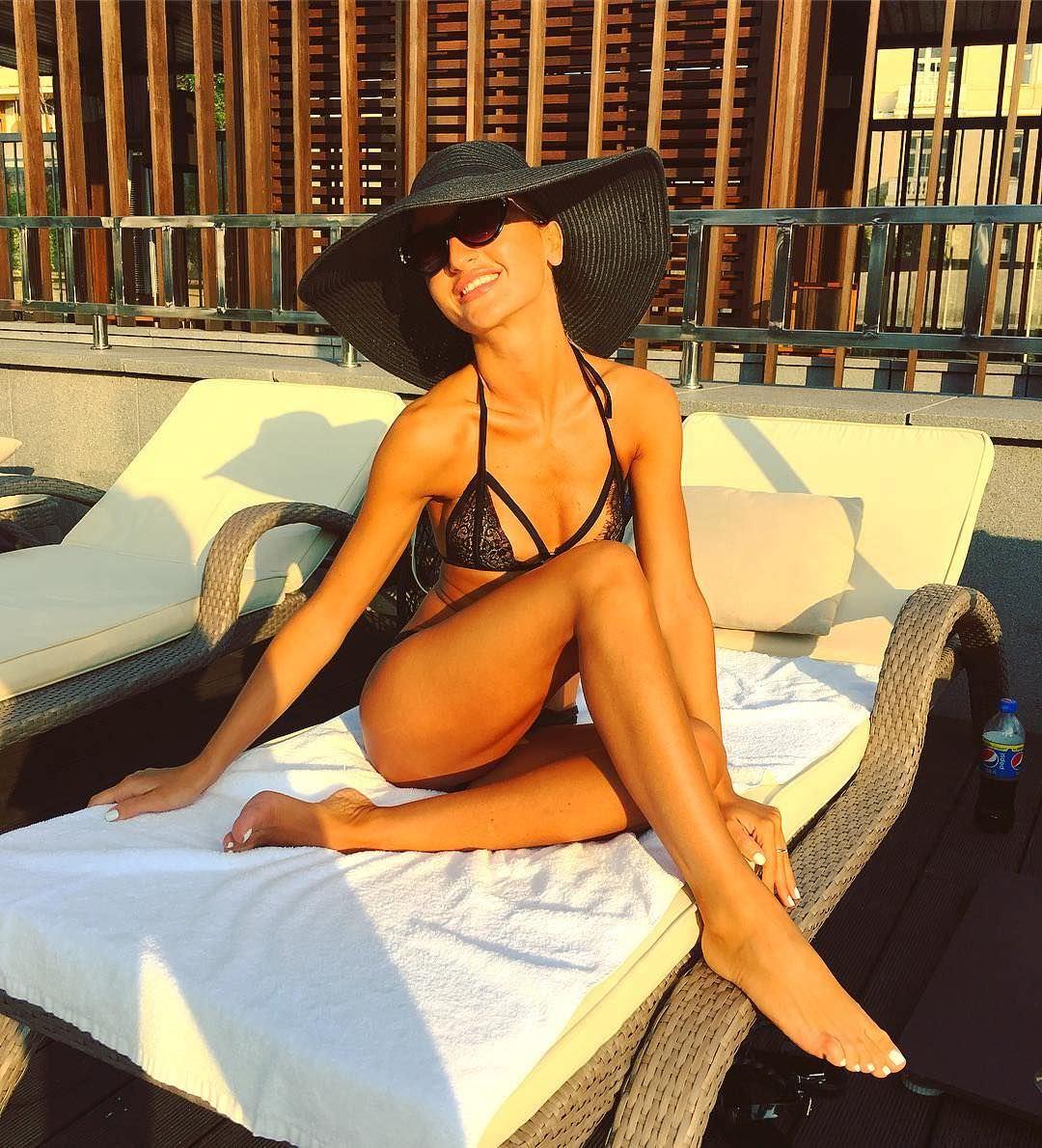 Тамара Турава фото в шляпе