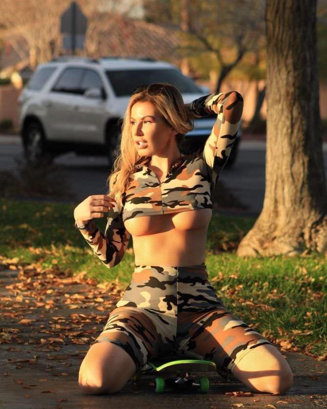 Ана Брага фото в спортивном костюме