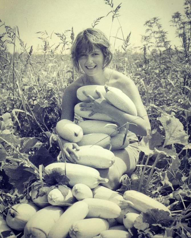 Мария Порошина  фото в молодости в инстаграм