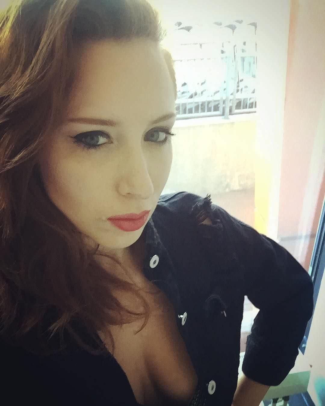 Ирина Шихман селфи