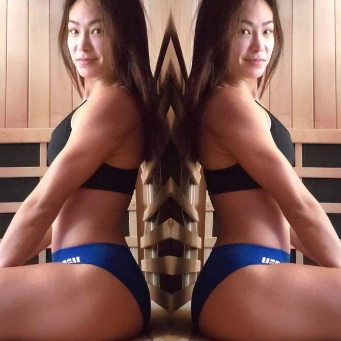 Мишель Уотерсон фото в купальнике в инстаграм