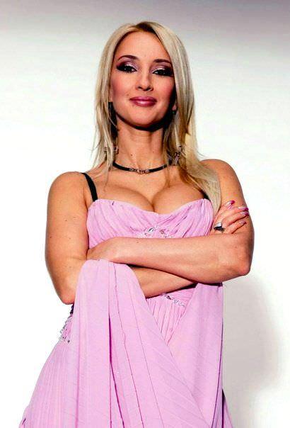 Лера Кудрявцева фото в платье
