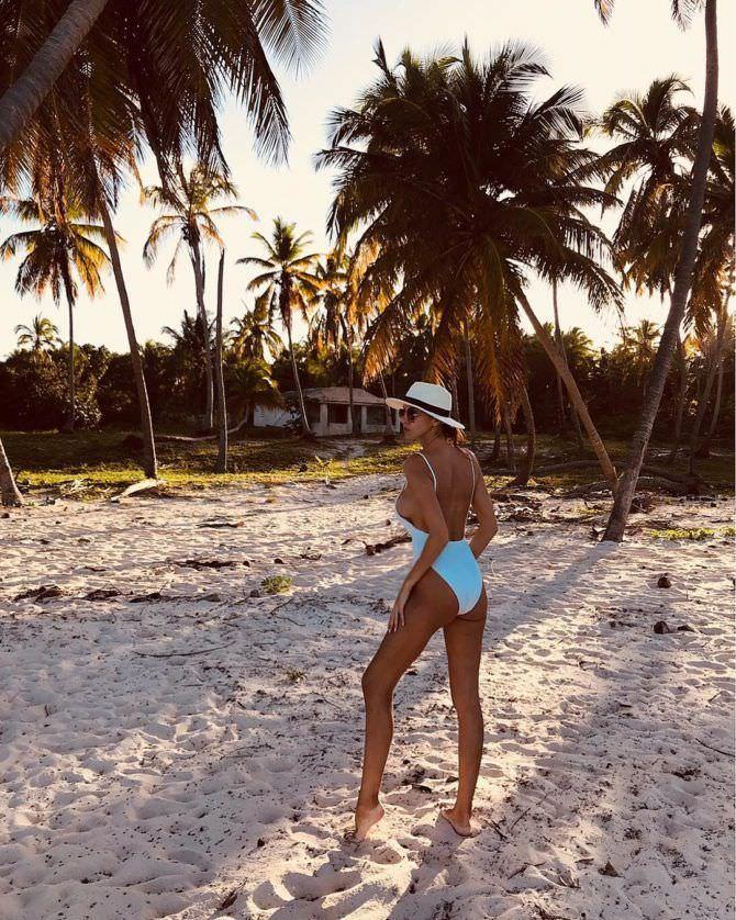 Татьяна Храмова фото на пляже в инстаграм