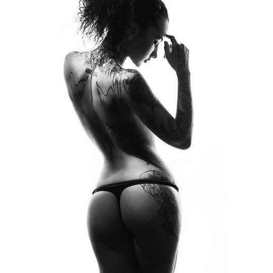 Анжелика Андерсон фото в бикини