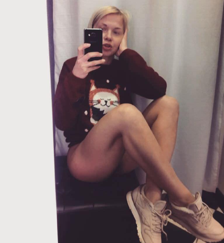 Любовь Томская фото стройных ног