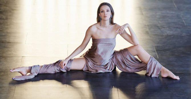 Татьяна Храмова фотография в красивом платье