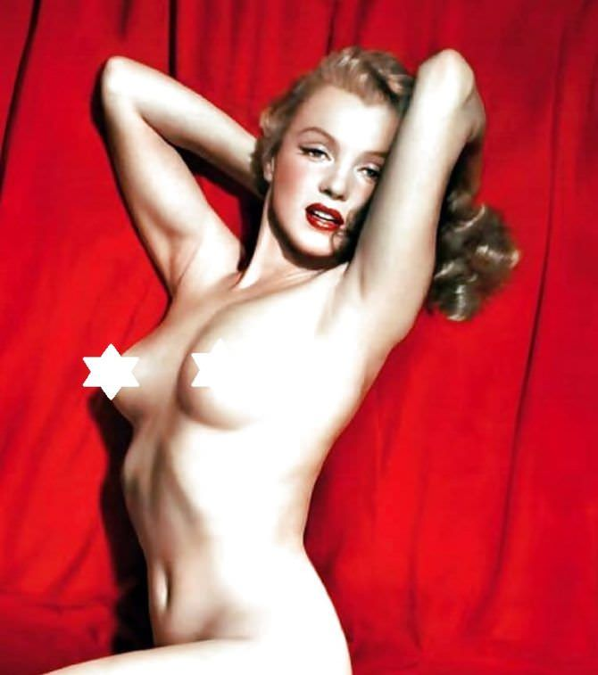 Мэрилин Монро откровенное фото 1949