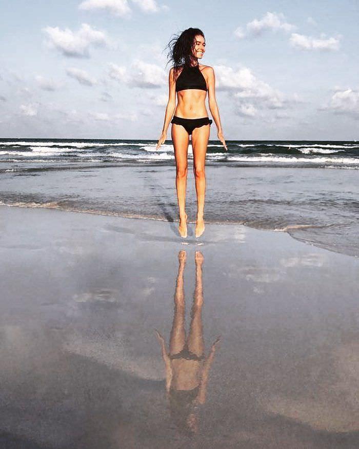 Ирена Понарошку фото на отдыхе