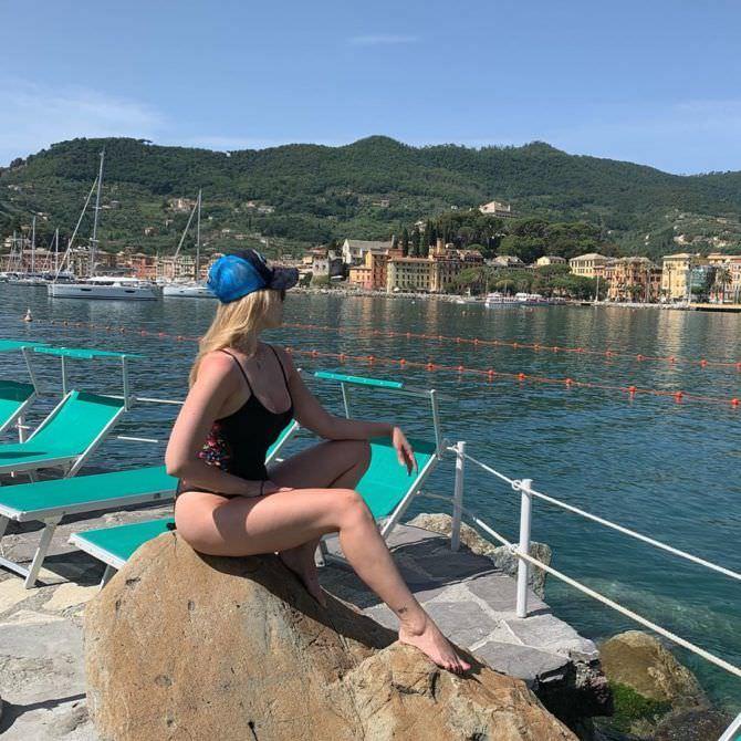 Дарья Миронова фотография в купальнике в инстаграм