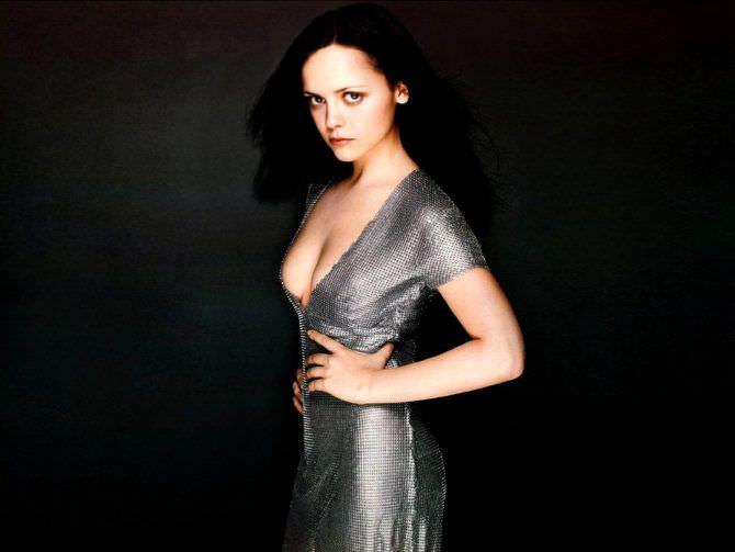 Кристина Риччи фото в вечернем платье