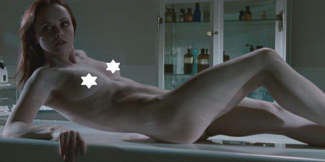 Кристина Риччи откровенный кадр из фильма