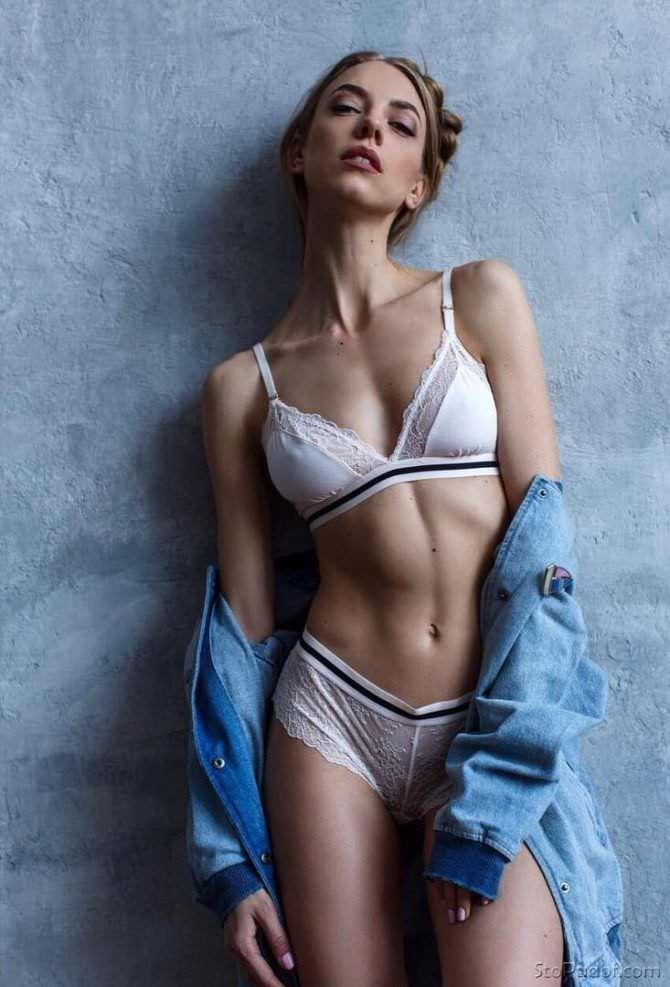 Надежда Сысоева фотография в нижнем белье