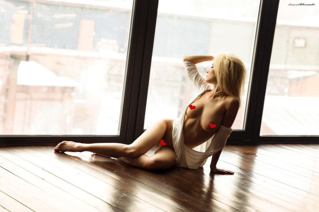 Наталья Немчинова фото на полу