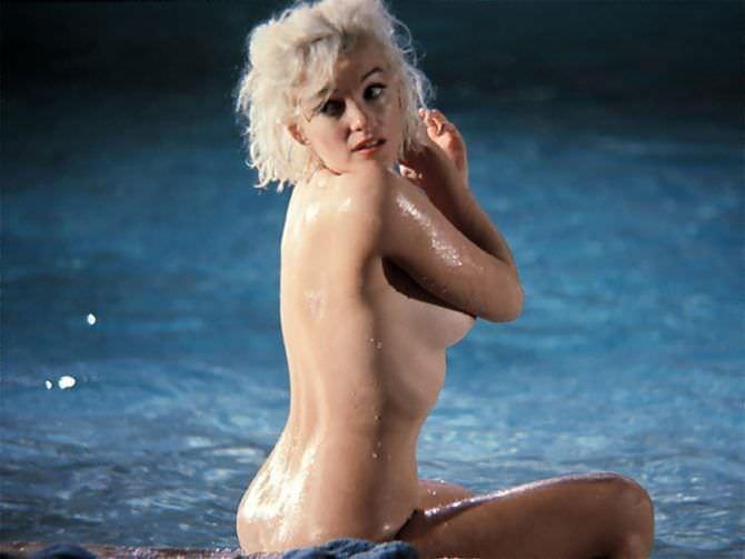 Мэрилин Монро откровенное фото к выходу фильма