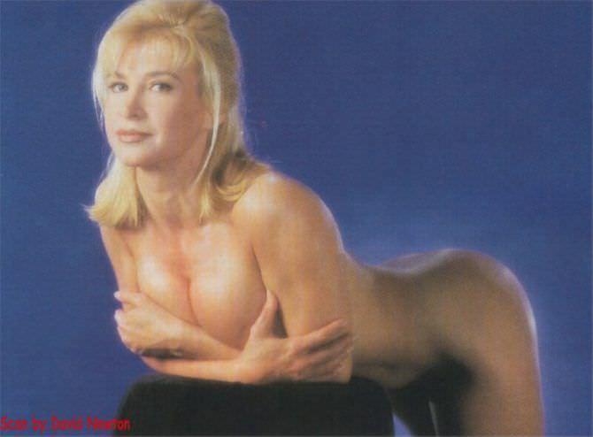 Синтия Ротрок фотография в молодости без одежды