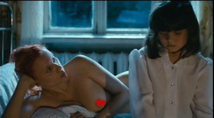 Яна Троянова фото со съемок фильма