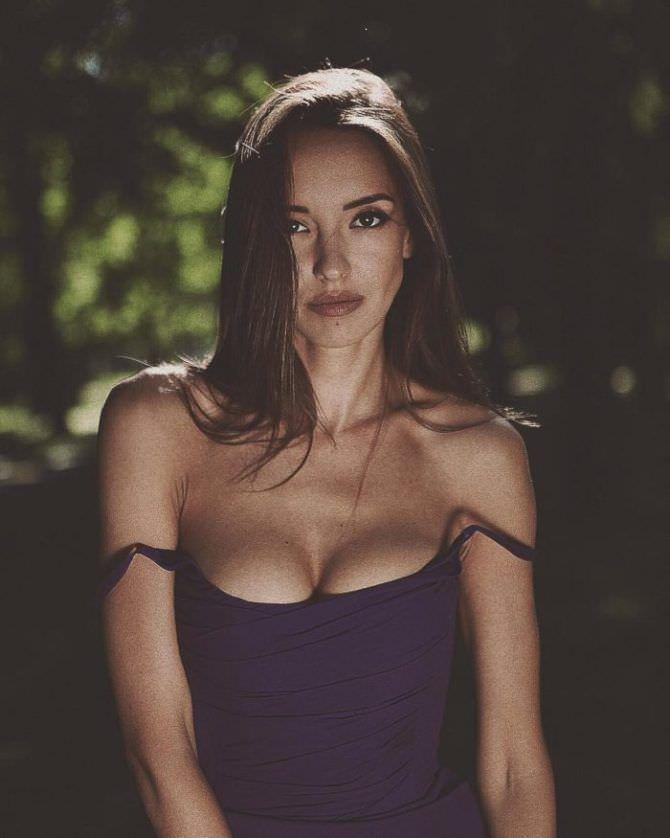Татьяна Храмова красивое фото в платье