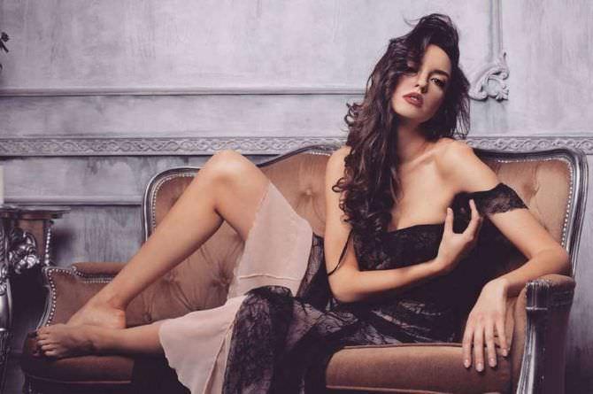 Татьяна Храмова фотография в вечернем платье