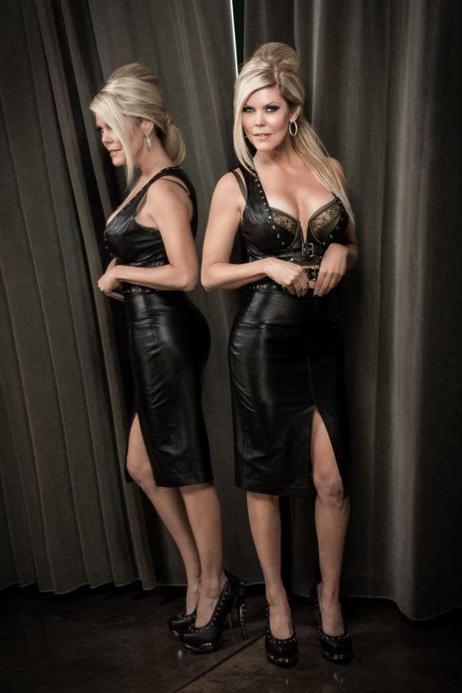 Трэйси Бердсалл фотография в вечернем платье