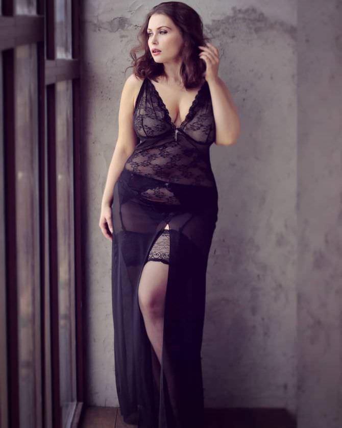 Светлана Каширова фото в длинной сорочке