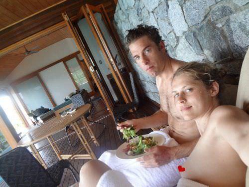 Тереза Палмер фото с мужчиной