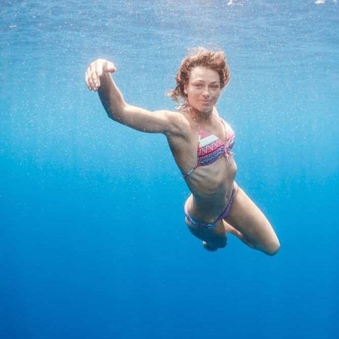 Марина Казанкова фото в бикини в инстаграм
