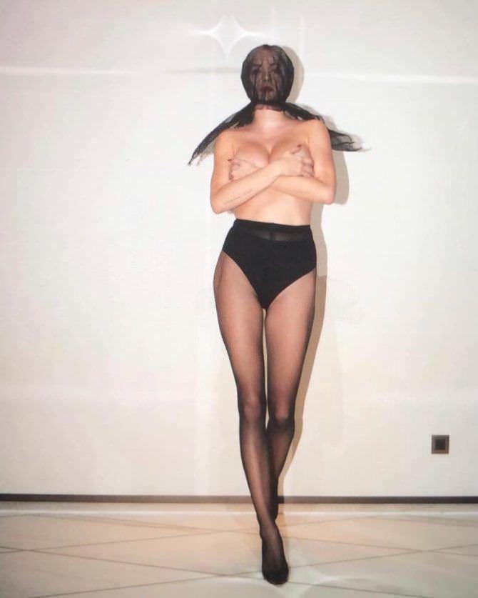 Кэролин Врилэнд фотография в инстаграм