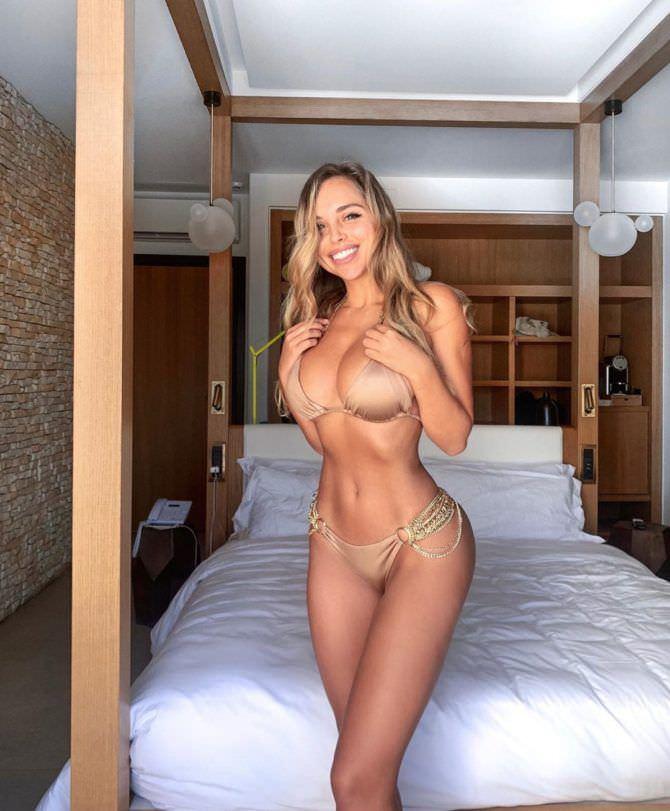 Вероника Белик фото в бикини