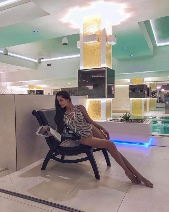 Татьяна Высоцкая фотография в инстаграм