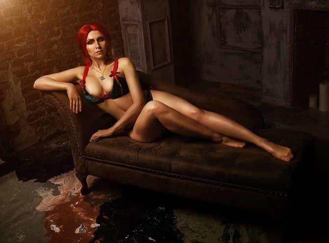 Елена Самко фото в откровенном образе