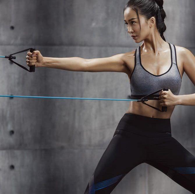 Яо Синтун спортивное фото в инстаграм