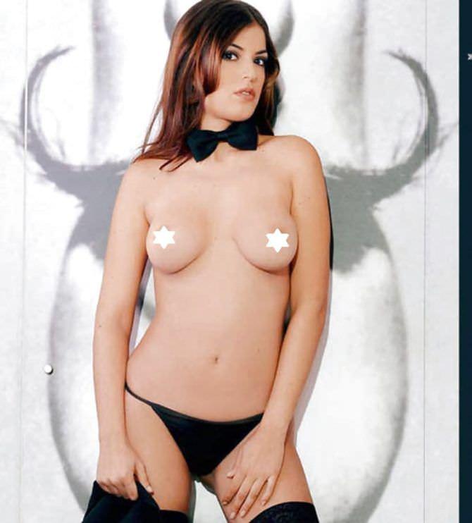 Сара Томмази откровенное фото в нижнем белье