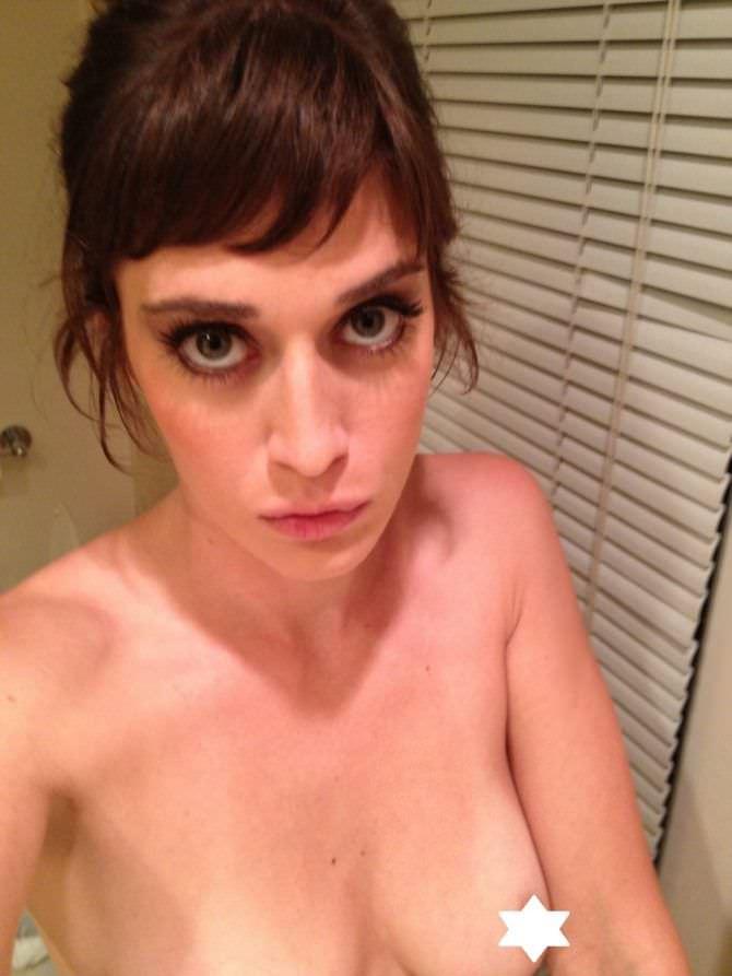 Лиззи Каплан украденное хакерами фото